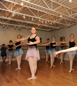 Ballet Classes – Welcome to Newtown Centre of Classical